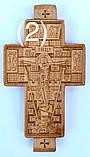 Крест дер. параманный большой прямой., фото 2