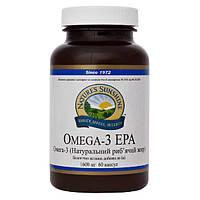 Витамины Омега 3 (Рыбий жир) в капсулах .Балансирует иммунную, нервную и сердечно-сосудистую системы .60 к.