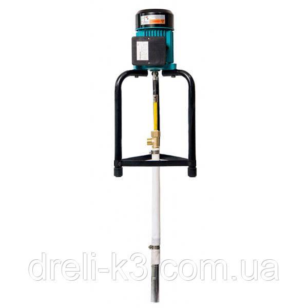 Насос с гибким валом 25м 0.75кВт Hmax 91м Qmax 30л/мин LEO (772602)