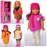 Кукла «Яринка» Joy Toy M 5443 I UA 44см, функциональная, украинское звучание