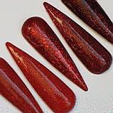 Гель лак GeliX - RED Diamond   №3, фото 3