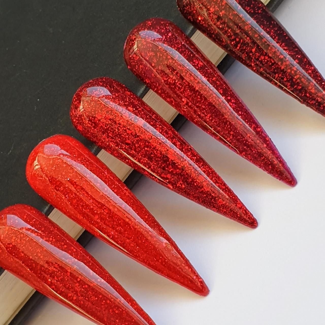 Гель лак GeliX - RED Diamond   №5