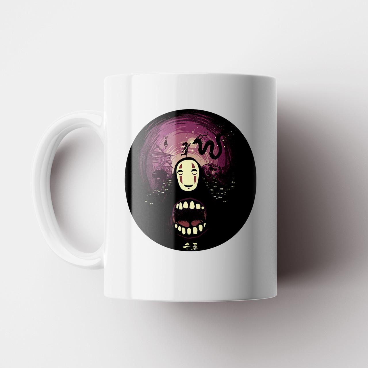 Чашка Унесённые призраками №15. Аниме