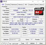 FM2 Материнская плата MSI MS-7800 + Процессор A4-4000 #3, фото 2