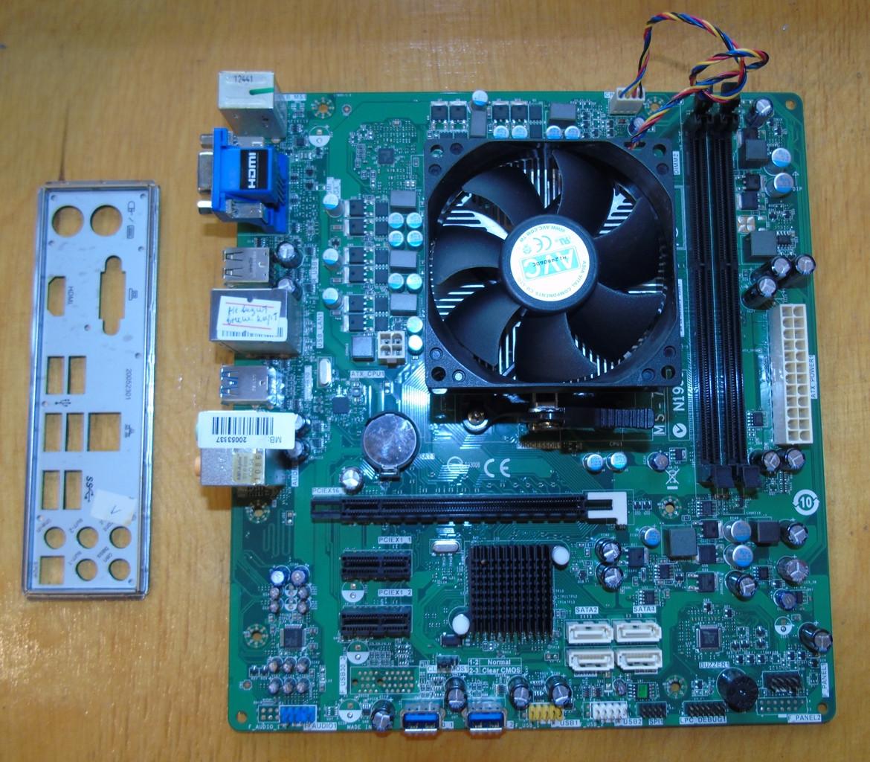 FM2 Материнская плата MSI MS-7800 + Процессор A4-4000 #3