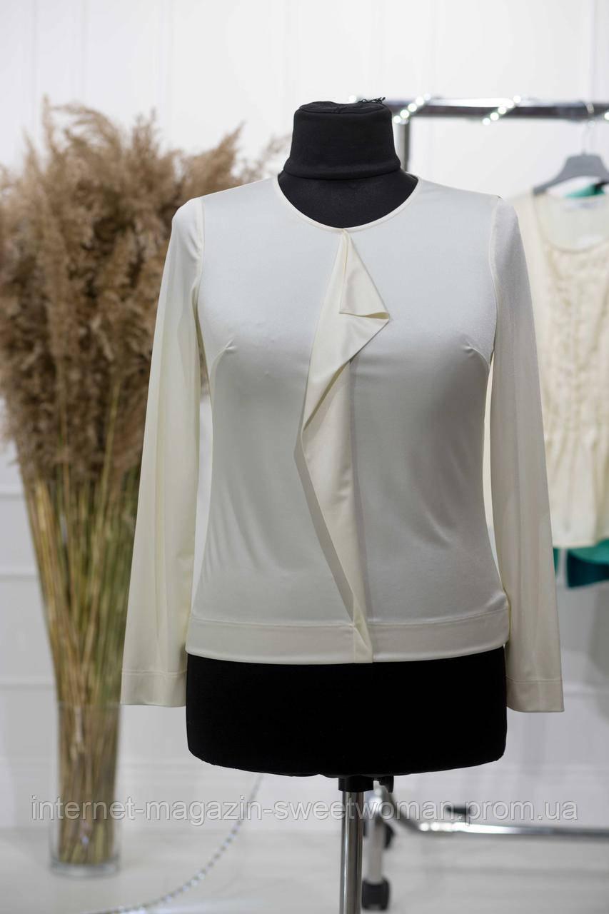 Молочна блуза Potis & Verso