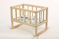 Кроватка для куклы-пупса