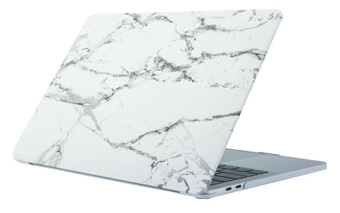 Чехол пластиковая накладка для макбука Apple Macbook Air Touch ID 13,3'' (A1932/A2179)