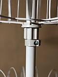 Стойка вертушка под шапки настольная на 63 поз, фото 4