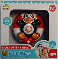 Игрушка водоплавающая Пингвин 87030 на батарейках, в коробке