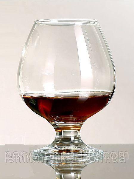 Набор бокалов для коньяка Pasabahce Bistro 400 мл 6 шт