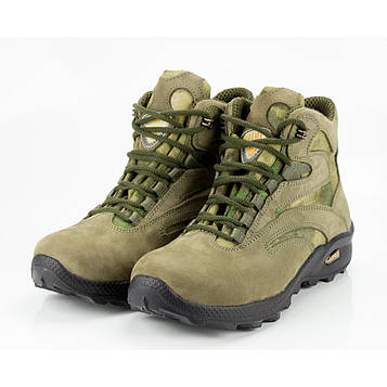 """Тактические ботинки STIMUL """"ULTRA-olive attacs"""" зимние, демисезонные"""