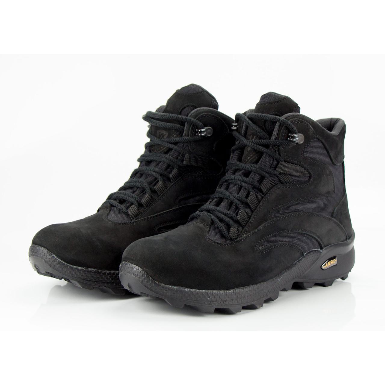 """Тактические ботинки STIMUL """"ULTRA-black"""" зимние, демисезонные"""