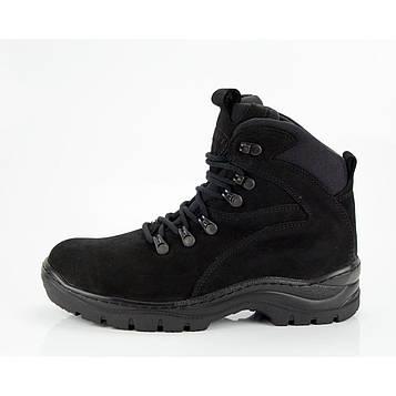 """Тактические ботинки STIMUL """"PATRIOT1-black"""" зимние, демисезонные"""