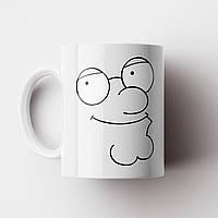 Чашка Гріфіни. Пітер Гріфін, фото 1
