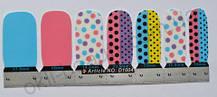 Лаковая пленка для дизайна ногтей, D1004