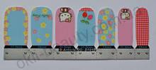 Лаковая пленка для дизайна ногтей, D1016