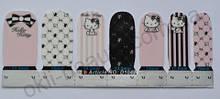 Лаковая пленка для дизайна ногтей, D1042