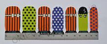 Лаковая пленка для дизайна ногтей, K1002