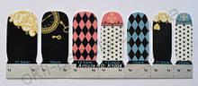 Лаковая пленка для дизайна ногтей, K1004