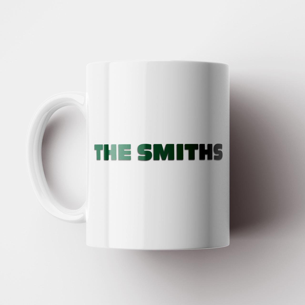 Чашка The Smiths. Рок Музика. Rock