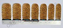 Лаковая пленка для дизайна ногтей, S1011