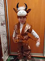 Детский карнавальный костюм Бычок, фото 1