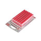 Комплект красных клеевых стержней 11.2мм*100мм, 12шт. INTERTOOL RT-1041, фото 2