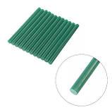 Комплект зеленых клеевых стержней 7.4мм*100мм, 12шт. INTERTOOL RT-1058, фото 3