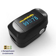 Пульсоксиметр ОРИГИНАЛ IMDK medical C101A2 на палец для измерения сатурации, пульса и индекса перфузии