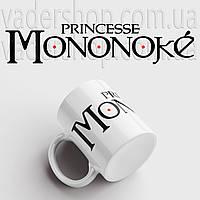 Чашка Принцеса Мононоке. Аніме, фото 1