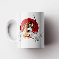 Кружка Принцесса Мононоке №15. Чашка Аниме, фото 1