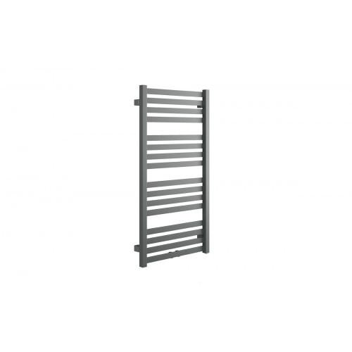 Полотенцесушитель сталевий Horos 96 960x500 (сірий металік, водяний)