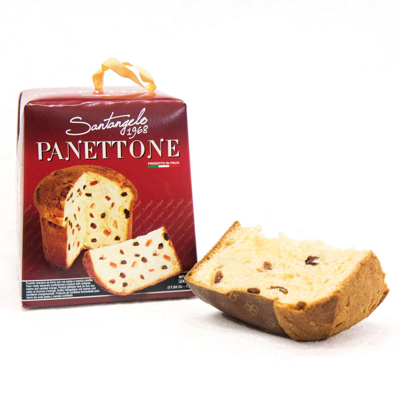 Паска Santangelo PANETTONE Classico, 908г, 6шт/ящ