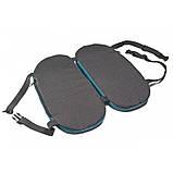 Подушка детская ортопедическая для сидения School Comfort Correct Shape, синий, фото 6