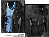 Мужская осенняя куртка МК 0129-И