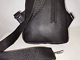 (32*17)Барсетка Hermès слинг на грудь искусств кожа Унисекс/Cумка спортивные для через плечо(ОПТ), фото 7