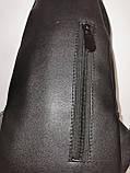 (32*17)Барсетка Hermès слинг на грудь искусств кожа Унисекс/Cумка спортивные для через плечо(ОПТ), фото 8