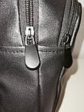 (32*17)Барсетка Hermès слинг на грудь искусств кожа Унисекс/Cумка спортивные для через плечо(ОПТ), фото 9