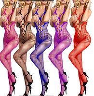 Эротическое белье. Сексуальный комплект Эротический боди-комбинезон Nalani (38 размер, размер XS )