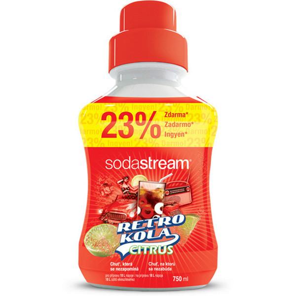 Сиропы Sodastream Retro Cola - Citrus (750 мл)