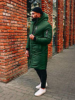 Парка мужская зимняя. Куртка мужская зимняя