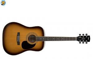 Акустическая гитара Cort AD880 SB