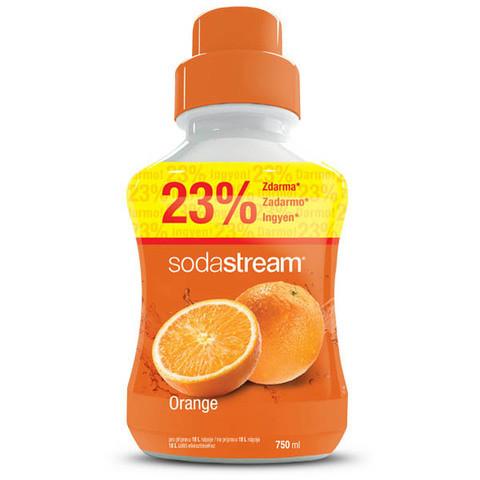 Сироп Sodastream Апельсин 750 мл