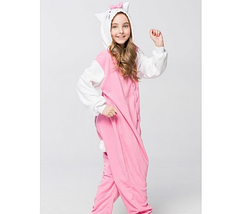 Пижама Кигуруми Kitty для всей семьи от Украинского производителя Размер 110-128 см, фото 3