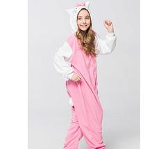 Пижама Кигуруми Kitty для всей семьи от Украинского производителя Размер 181-200+ см, фото 3