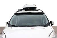 Fiat Fiorino/Qubo 2008↗ гг. Козырек на лобовое стекло (под покраску), фото 1