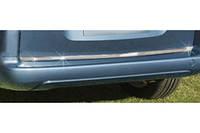 Volkswagen Golf 4 Кромка багажника (нерж)