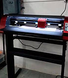 Режущий плоттер SkyCut C24 ( ширина 610 мм) с Wi-Fi и автоматическим считыванием меток, фото 2