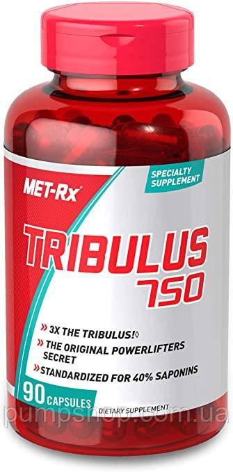 Трибулус MET-RX Tribulus 750 90 капс.